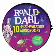 Roald Dahl 10 Phizz Whizzing Audio Books Pack,