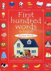 First Hundred Words in English, Amery Heather