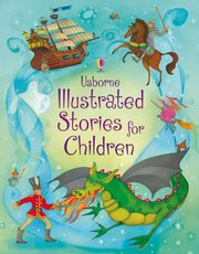 ksiazka tytuł: Illustrated Stories for Children autor: