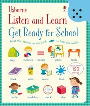 Listen and Learn Get Ready for School,