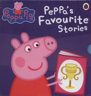ksiazka tytuł: Peppa Pig Favourite Stories 10 books box set autor: